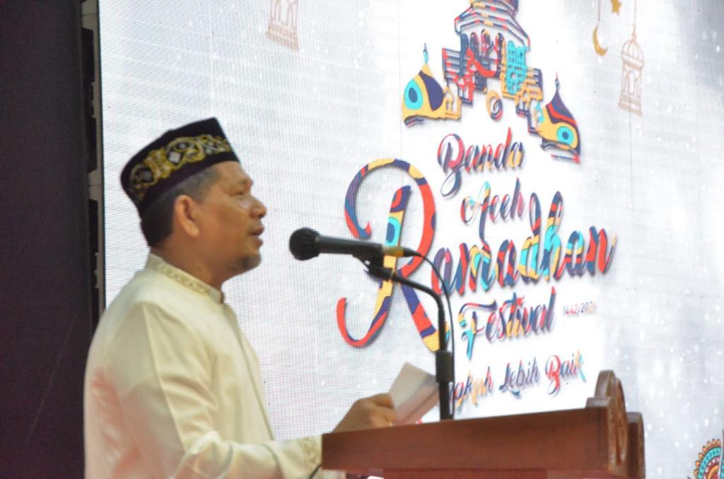 Tutup Festival Ramadhan Berikut Pesan Chek Zainal Kata Alpha