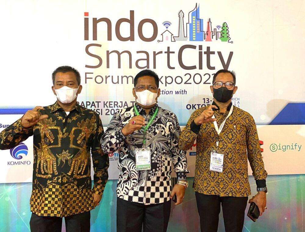 Aminullah Harapkan Smart City Di Seluruh Kota Se Indonesia Segera Terwujud